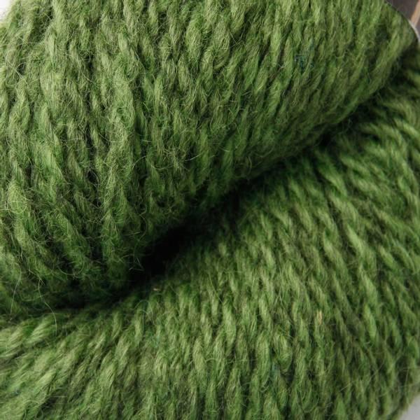 Bilde av Blåne pelsullgarn, gressgrønn
